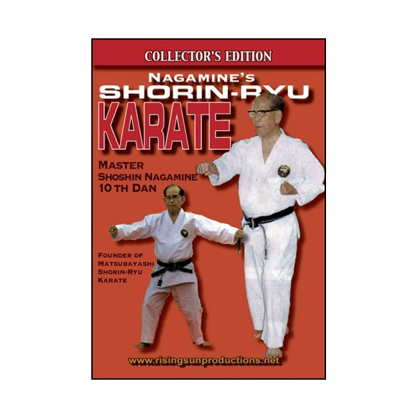 Nagamine's Shorin-Ryu Karate - Shoshin Nagamine