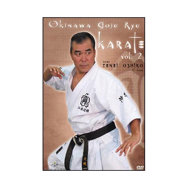 Okinawa Goju Ryu Karate, vol.2 - Zenei Oshiro