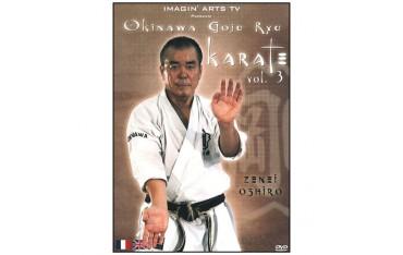 Okinawa Goju Ryu Karate, vol.3 - Zenei Oshiro