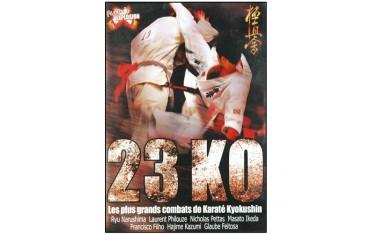23 KO, Karaté Kyokushinkai - Iko