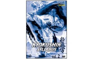 Kyokushin Syllabus Vol.2 prog de progression tech confirmés - Shihan