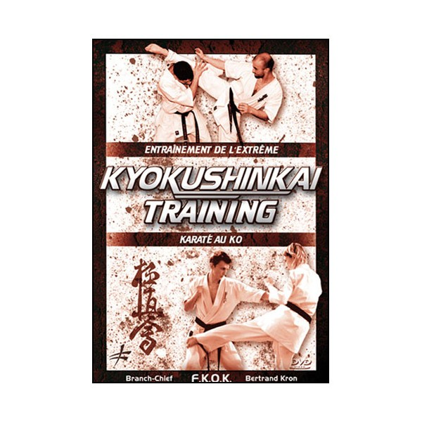 Kyokushinkai Training - FKOK