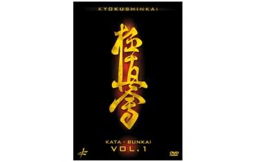 Kyokushinkai Vol.1 : Kata de base et Bunkai - B Kron