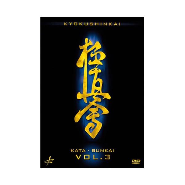 Kyokushinkai Vol.3 : kata supérieurs et Bunkai - B Kron