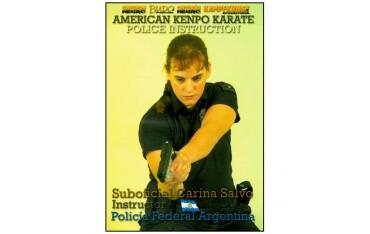 American Kenpo Karate - Carina Salvo