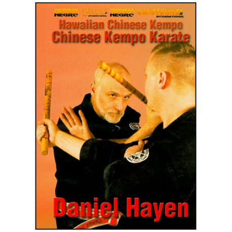 Chinese Kempo Karate - Daniel Hayen