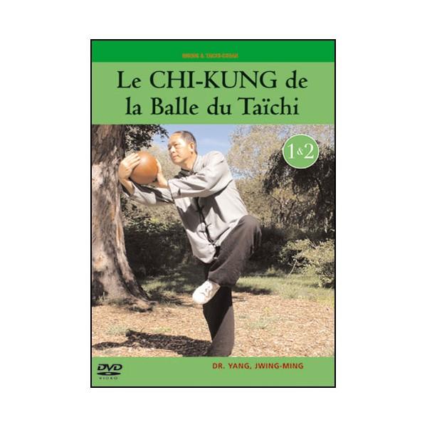 Chi-Kung de la balle du Taïchi (cours 1 et 2 ) - Yang Jwing-Ming