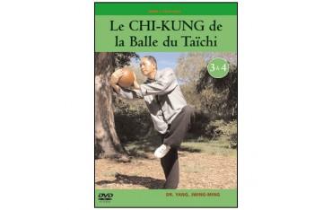 Chi-Kung de la balle du Taïchi (cours 3 et 4 ) ss titré Fr- Yang J-M