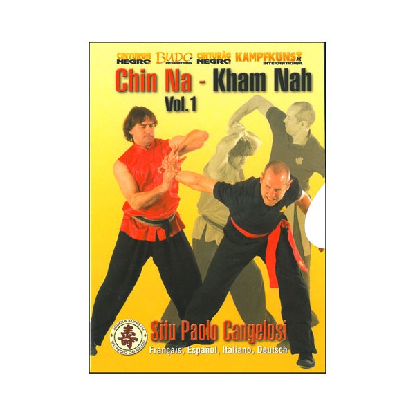 Chin Na Vol.1 Kham Nah - Paolo Cangelosi
