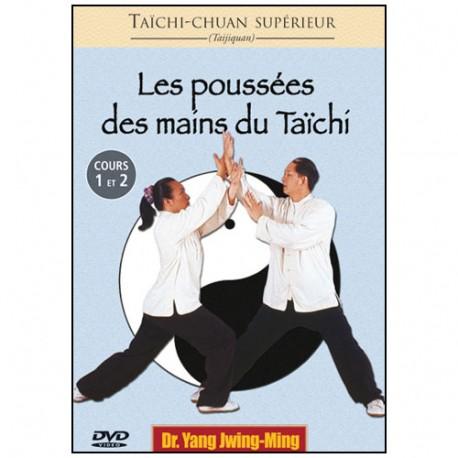 Poussées des mains du Taïchi (cours 1 et 2) - Yang Jwing-Ming
