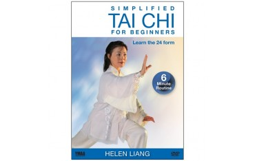 Simplified Tai Chi for beginners learn the 24 form - Helen Liang(angl