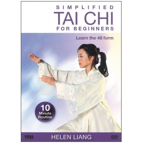 Simplified Tai Chi for beginners learn the 48 form - Helen Liang(ang)