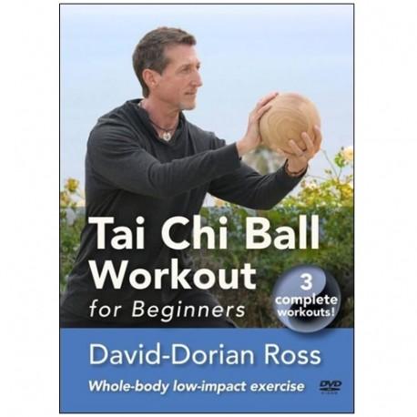 Tai Chi Ball workout for beginners - David-Dorian Ross (anglais)