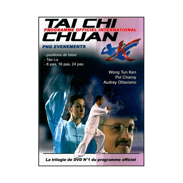 Tai Chi Chuan, programme officiel, : positions, tao,..