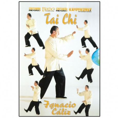 Tai Chi, style Yang - Ignacio Caliz