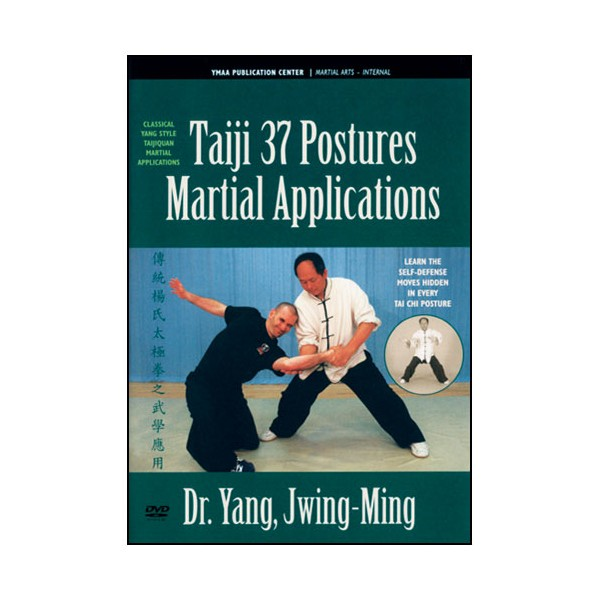 Taiji 37 postures martial applications (MS) - Yang Jwing Ming