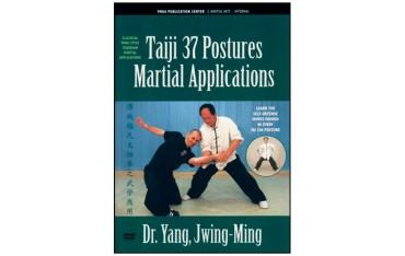 Taiji 37 postures martial applications (MS) - Yang Jwing Ming