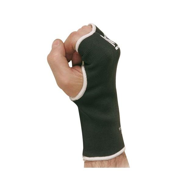 """Sous-gants de boxe en coton élastique """"Sénior"""" MB - NOIR"""