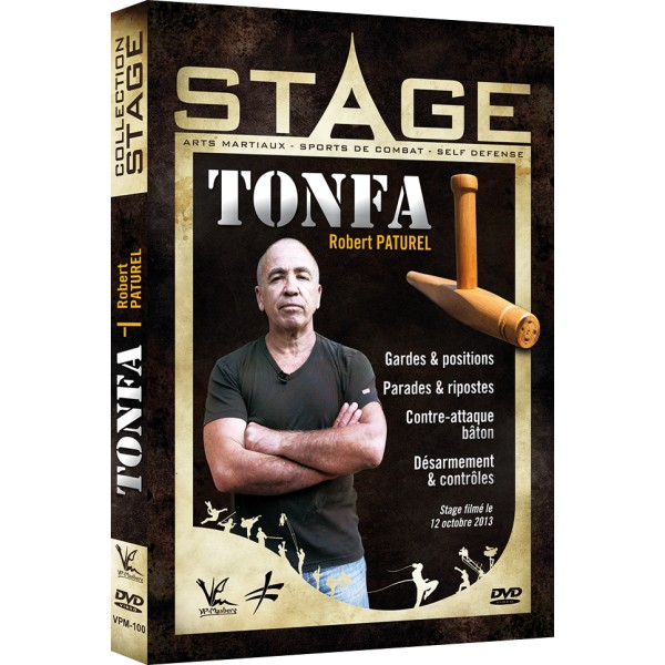 Tonfa - Robert Paturel