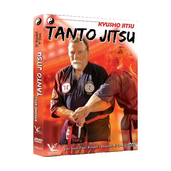 Kyusho-Jitsu Tanto Jitsu - Jean-Paul Bindel