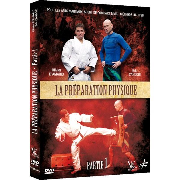 La préparation physique Vol.1 -  D'Amario &  Candori