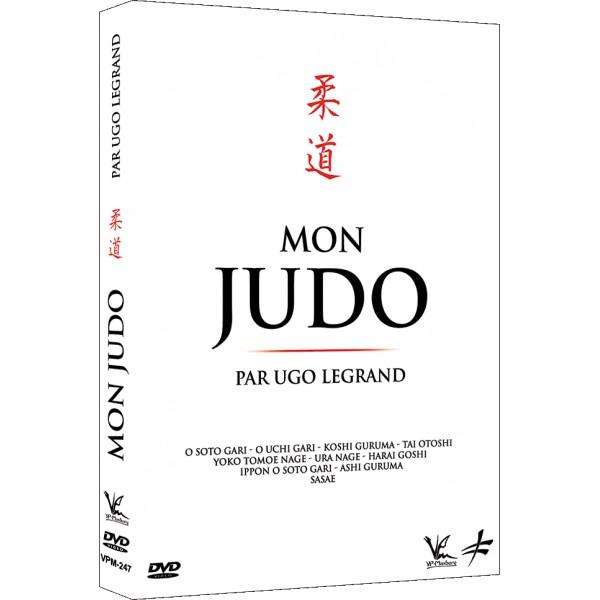 Mon Judo - Ugo Legrand