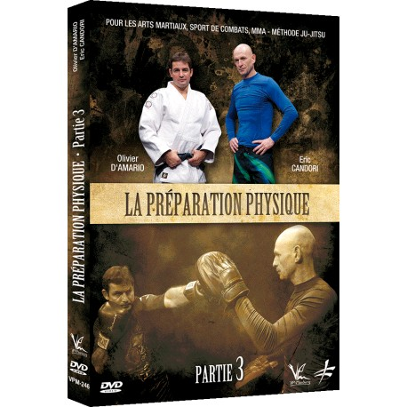 La préparation physique Vol.3 -  D'Amario &  Candori