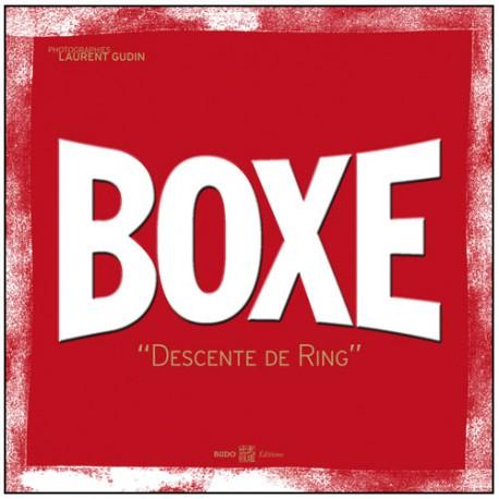 """BOXE """"Descente de ring"""" - L Gudin"""