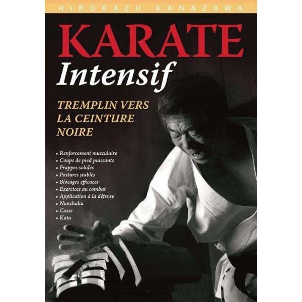 Karaté Intensif Tremplin vers la ceinture noire - Hirokazu Kanazawa