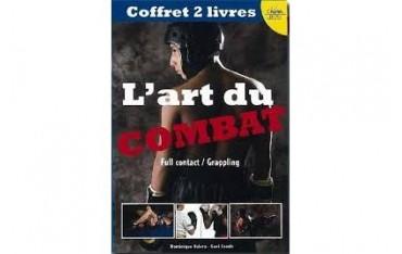 L'Art du combat (Full contact-Grappling) - DValera &  GCoadic (2 livres)