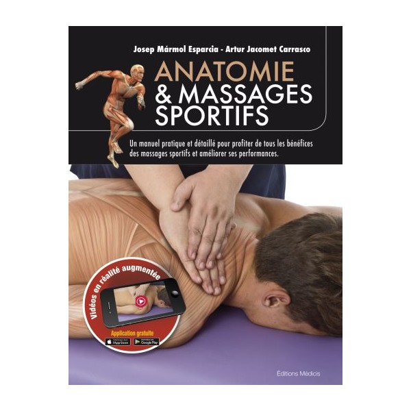 Anatomie & massages sportifs - J Marmol / A Jacomet Carrasco