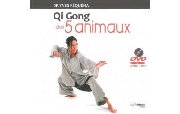 Qi Gong des 5 animaux - Yves Réquéna (+dvd)