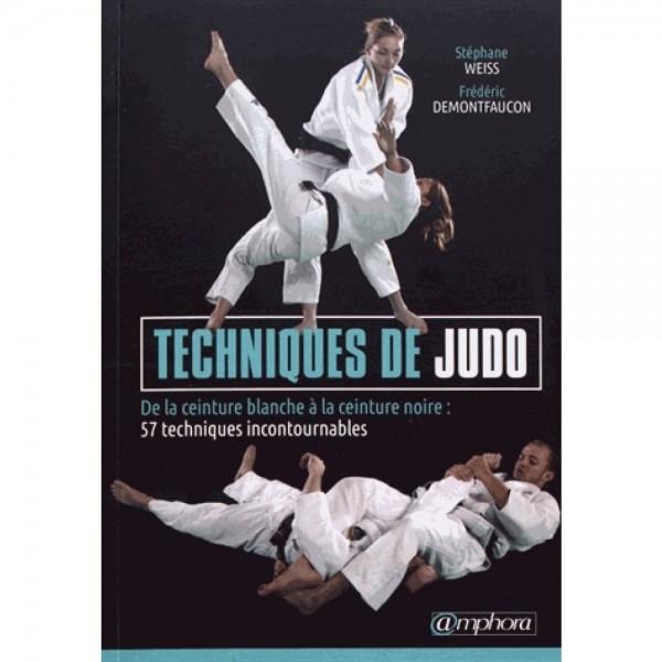 Techniques de Judo - S Weiss /F Demontfaucon