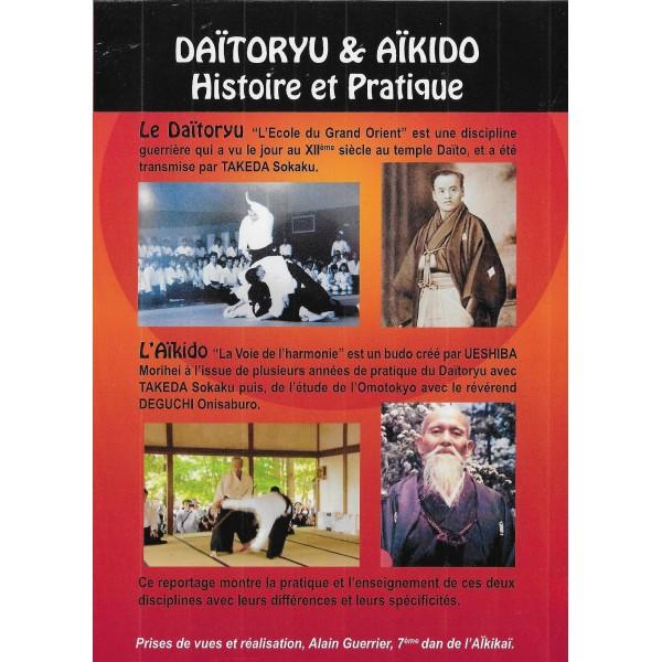 Daïtoryu & Aïkido, Histoire et Pratique - Alain Guerrier