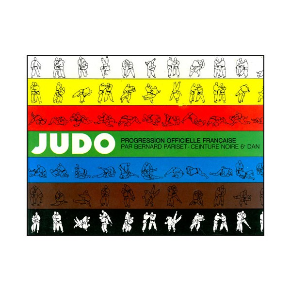Judo progression officielle Française - Pariset