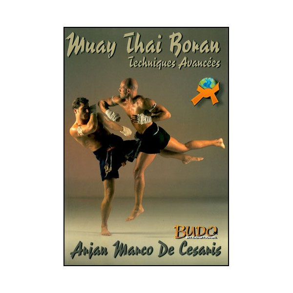 Muay Thai Boran techniques avancées - Marco de cesaris