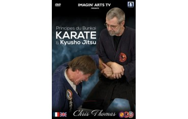 Principes du Bunkai Karaté & Kyusho Jitsu - Chris Thomas