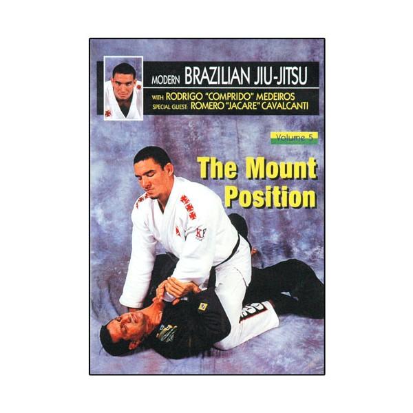 Brazilian Jiu-Jitsu, renversements d'une garde croisée - Comprido