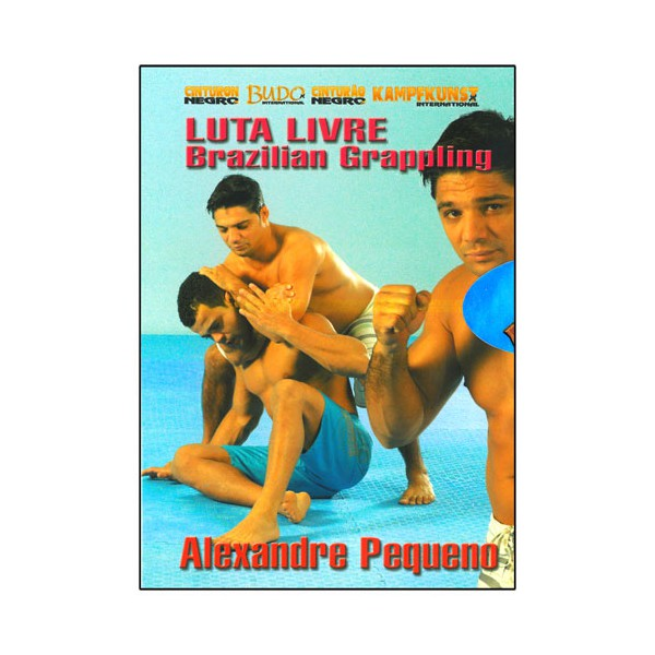 Luta Livre Brazilian Grappling - A Pequeno