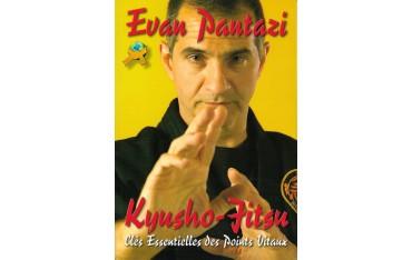 Kyusho-Jitsu, clés essentielles des points vitaux - Evan Pantazi