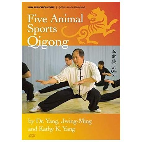 Five Animal Sports Qigong - Dr Yang Jwing Ming & Kathy K. Yang