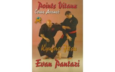 Kyusho Jitsu : points vitaux, cours avancé - Evan Pantazi
