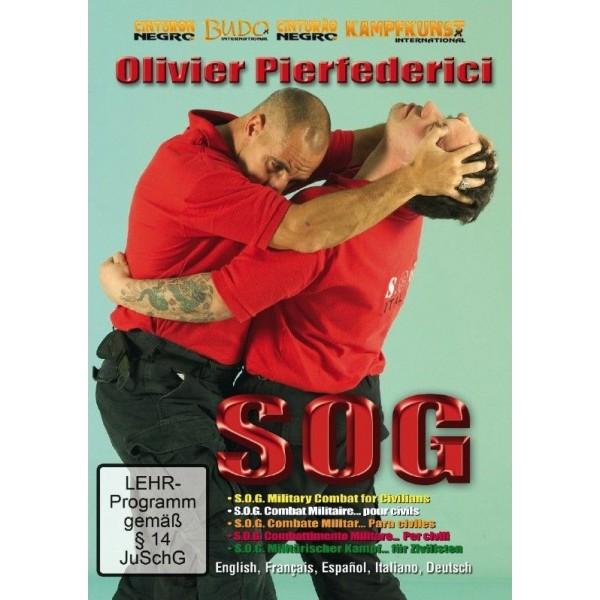 S.O.G. Combat militaire pour civils - Olivier Pierfederici