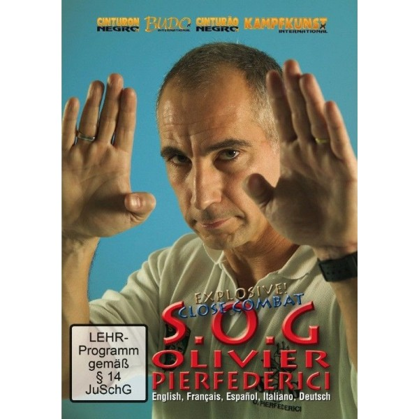 S.O.G. Explosive Close Combat - Olivier Pierfederici