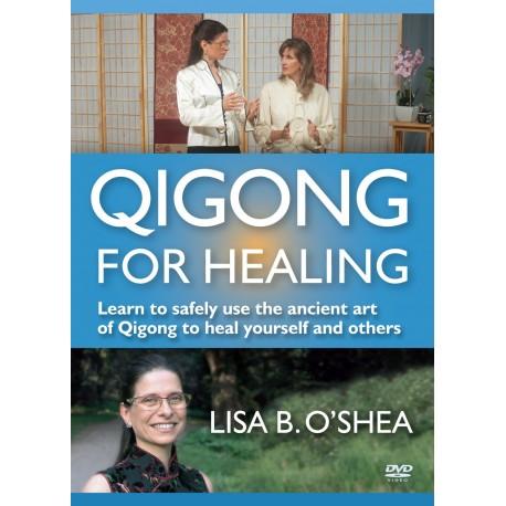 Qigong for Healing - Lisa B. O'Shea (angl)