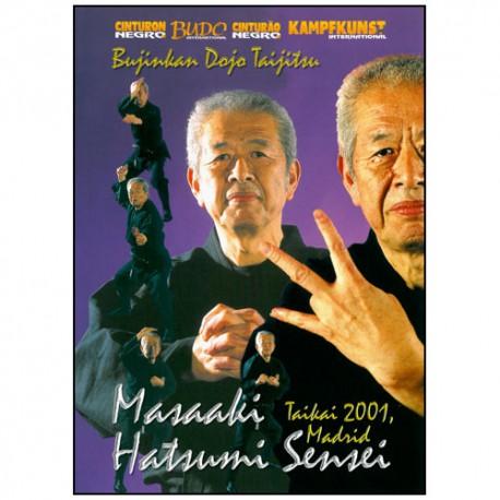 Bujinkan Dojo Taijitsu, Taikai 2001 Madrid vol.2 - Masaaki Hatsumi