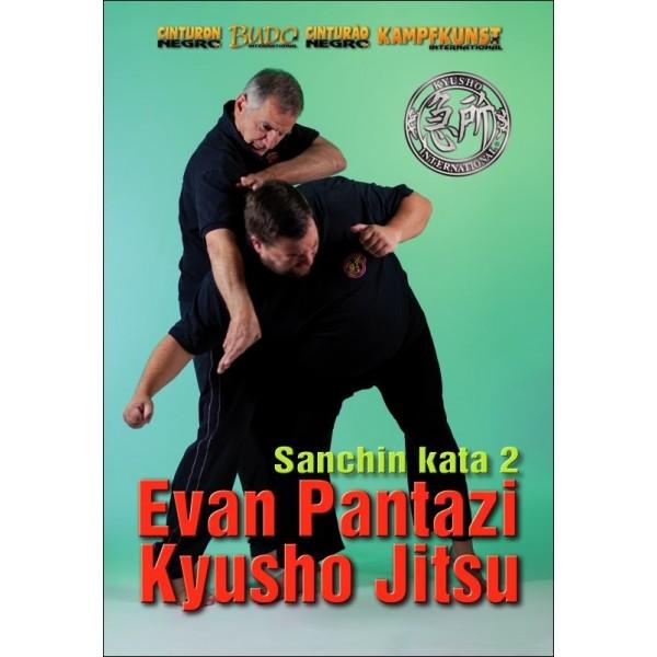 Kyusho Jitsu, Sanchin Kata Volume 2 - Evan Pantazi