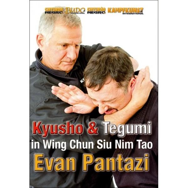 Kyusho & Tegumi in Wing Chun Siu Nim Tao - Evan Pantazi