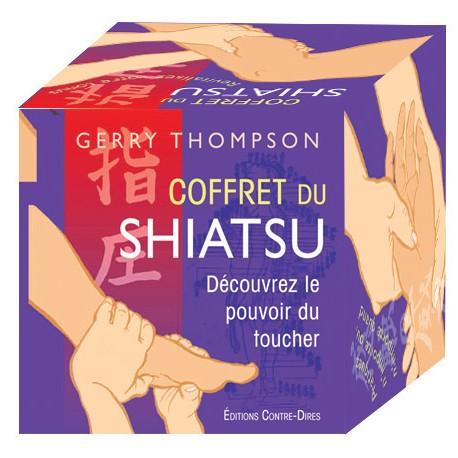 Coffret du Shiatsu - Gerry THOMSON
