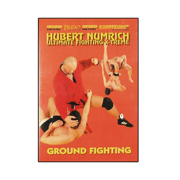 Ultimate Fighting X-treme, combat au sol - Hubert Numrich